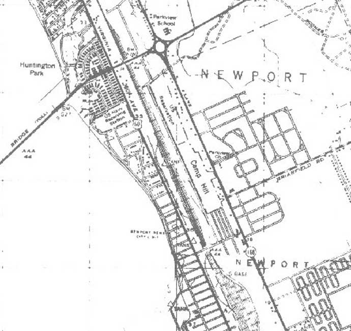 THE NEWPORT NEWS WWII POW CAMPS