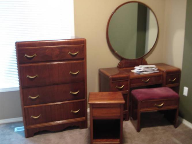 Parker and Spencer 212 28th Stre. 1940 Bedroom Furniture