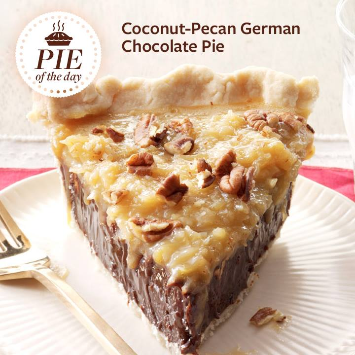 Sorghum-Sweetened Chocolate Pecan Pie Recipes — Dishmaps