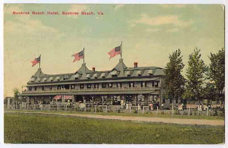 Buckroe Beach Hotel Va